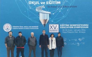 Antalya XV. Geleneksel Eğitim Sempozyumu